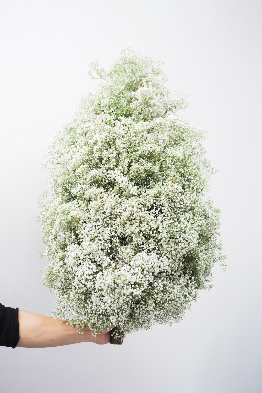 diy pine tree arrangement 10
