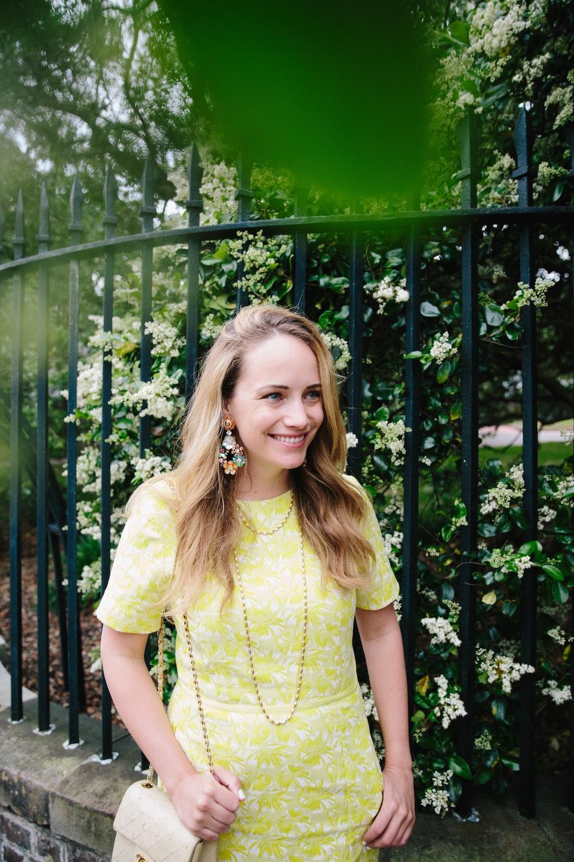 yellow draper james dress 9