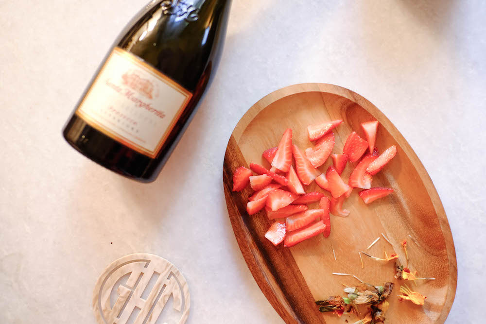 How to Make Winesicles: Yummy, boozy Popsicles... a guaranteed summer crowd pleaser! The Stripe Blog // Grace Atwood