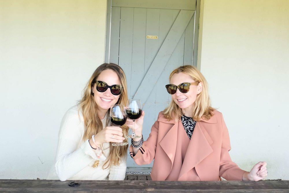 Two Days in Charlottesville, VA - The Stripe Blog, Grace Atwood - King Family Vineyard