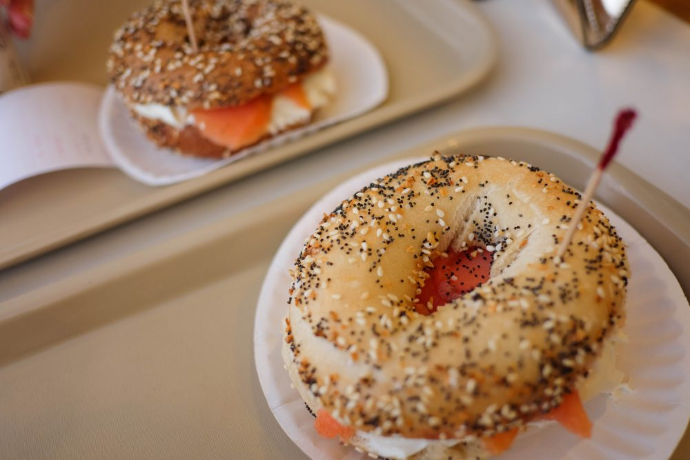 Two Days in Charlottesville, VA - The Stripe Blog, Grace Atwood - Bodo's Bagels