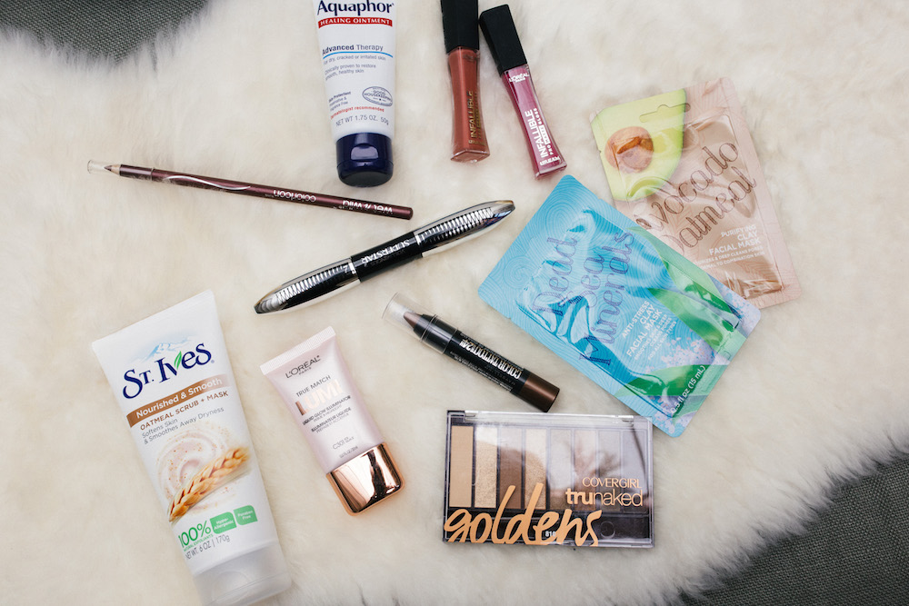 Best Drugstore Beauty Products - The Stripe, Grace Atwood