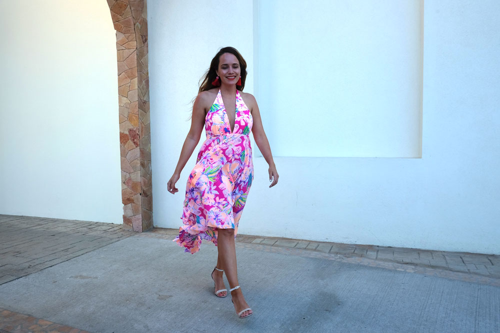 0b92aa8e91 Easy Vacation Outfits - What I Wore to the Los Cabos Film Festival. Lilly  Pulitzer