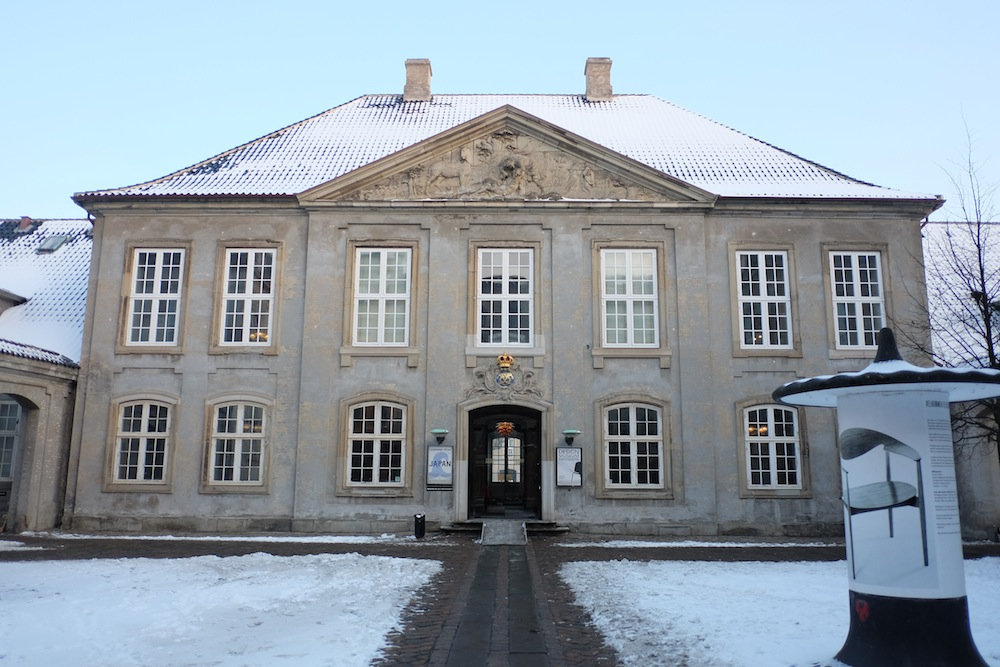 denmark design museum / designmuseum denmark // the stripe // 48 hours in copenhagen