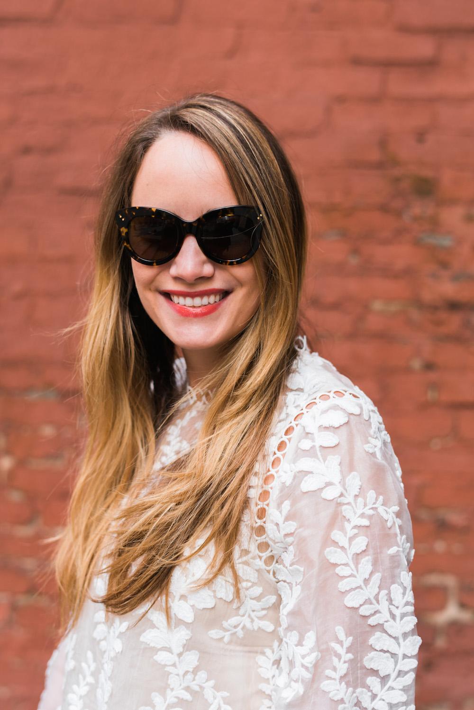 zimmermann winsome vine blouse - grace atwood | the stripe blog