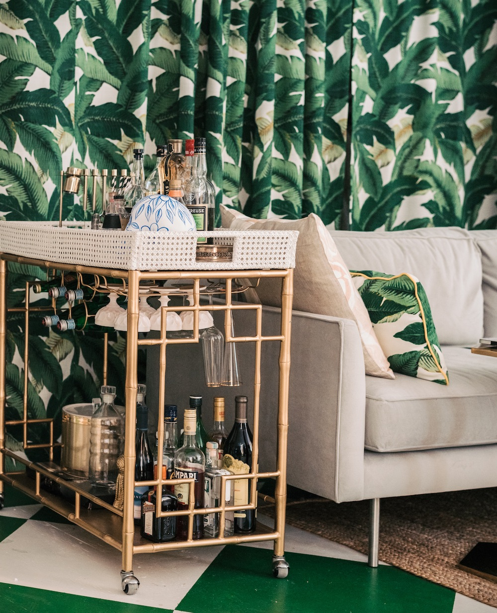 apartment update: my new couches! | Room & Board Anderson Custom Sofa Review - The Stripe Blog