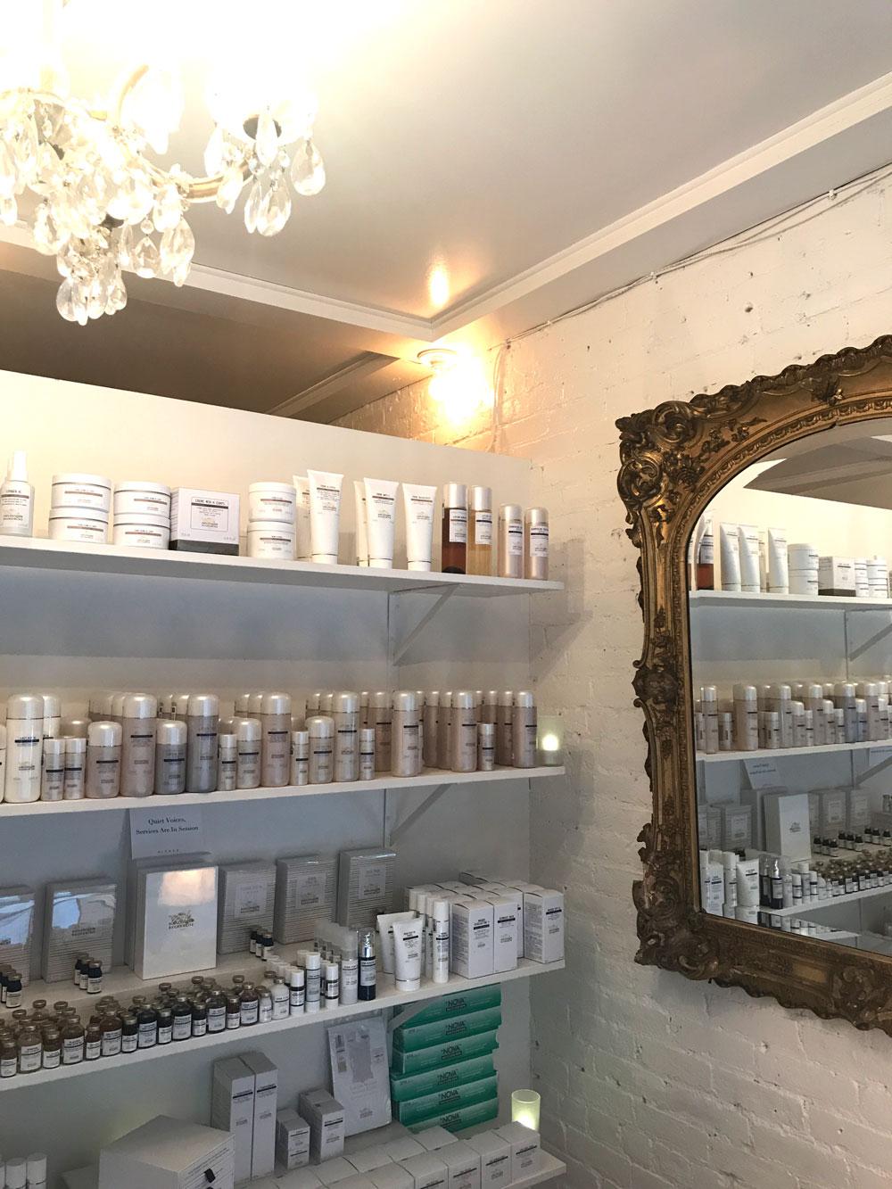 Daphne Studio | Nolita, NYC | My favorite spa in New York City, The Stripe