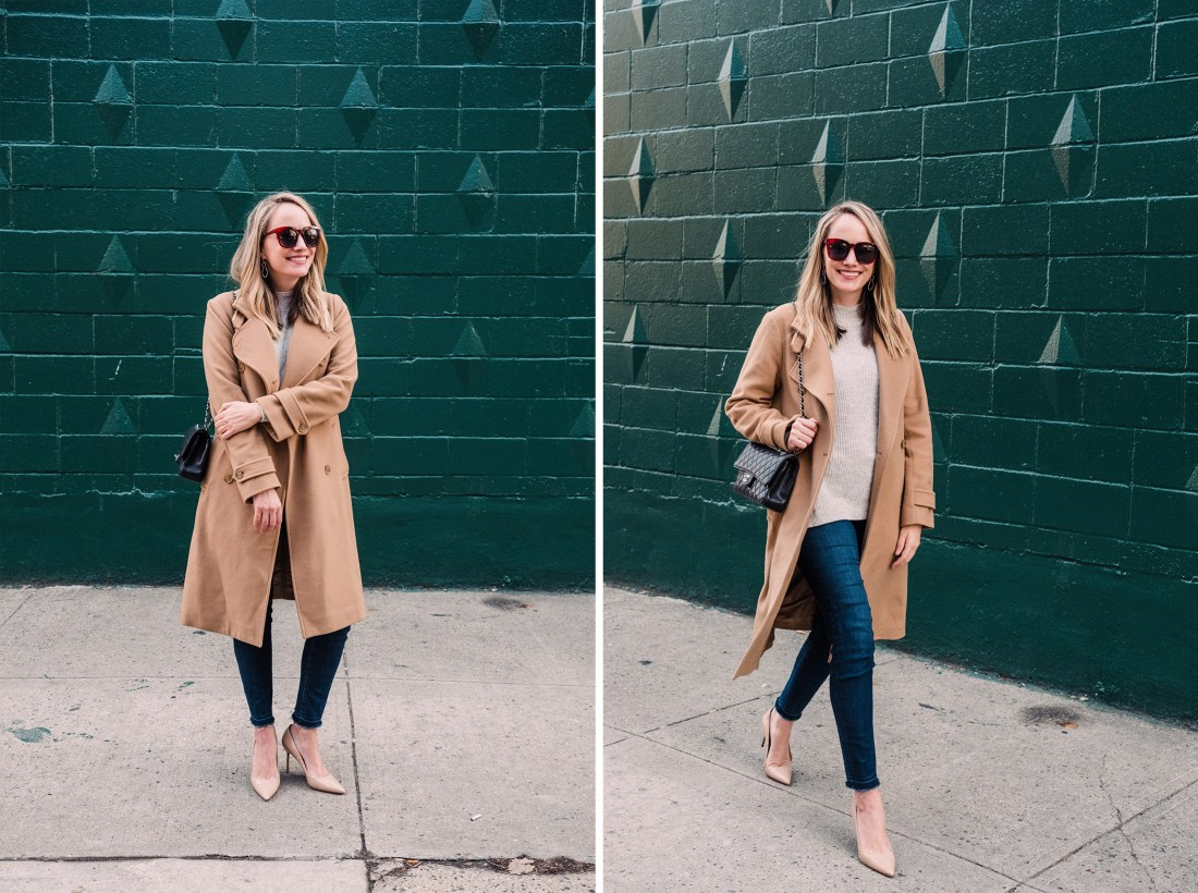 camel coat - My Favorite Coats for Fall