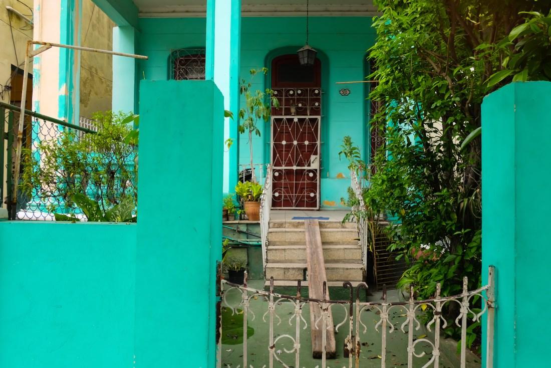 cuba photo diary - green house