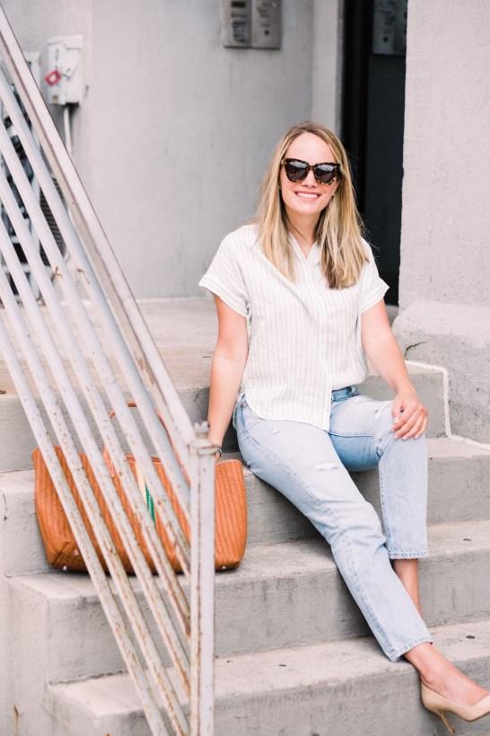Easy Summer Essentials - The Stripe