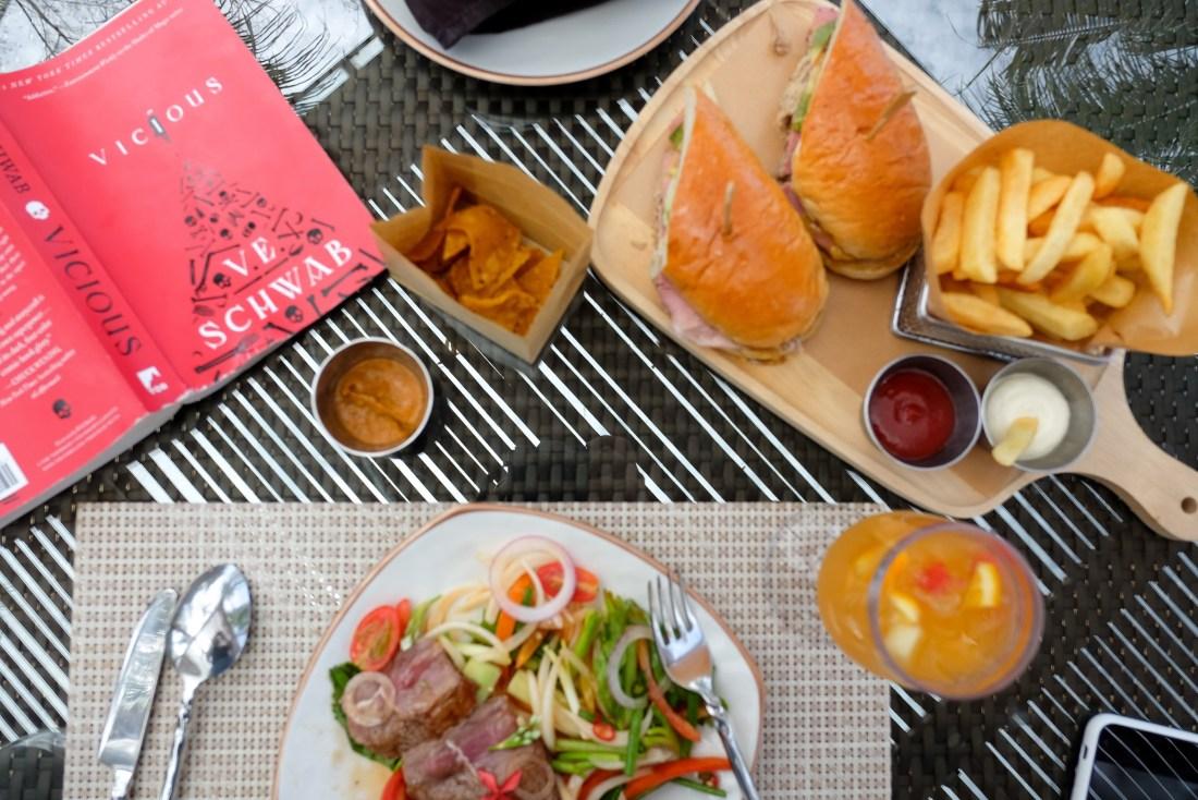 The Ritz - meal | KOH SAMUI
