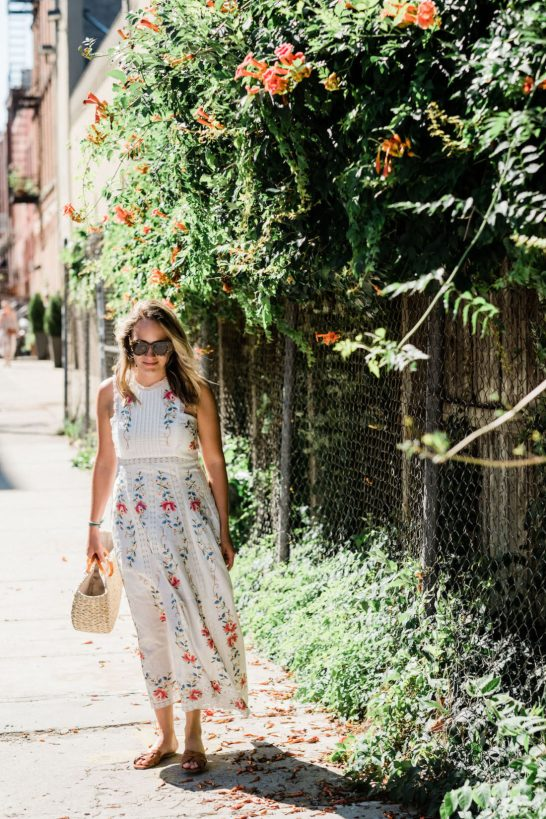 my favorite embroidered dresses 1