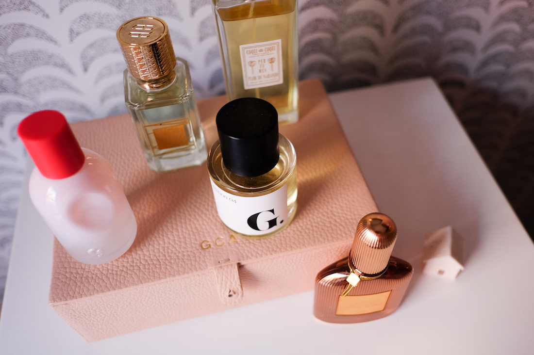 five perfumes to try this summer // coqui coqui orange blossom!