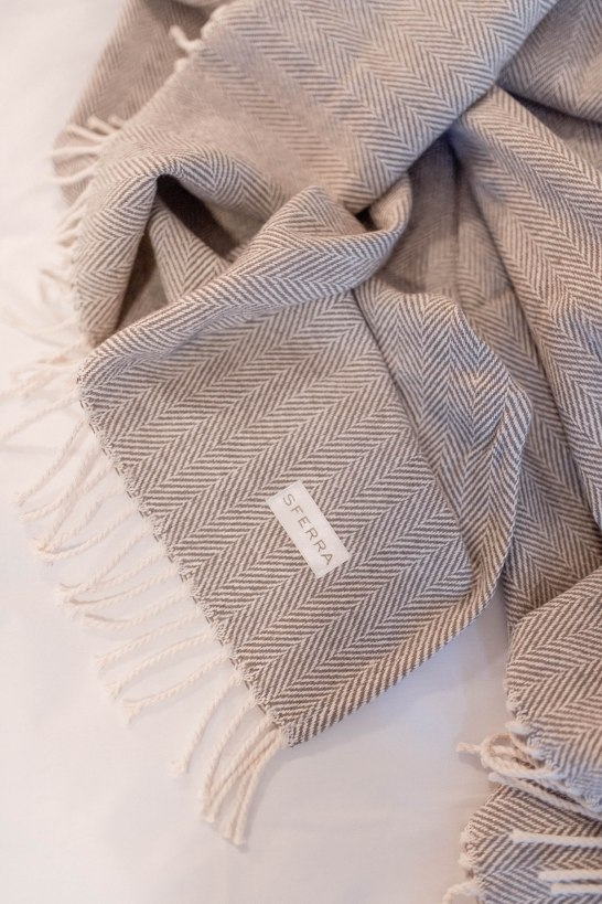 Fit For a Hotel Sferra Luxury Bedding at Bloomingdales 2