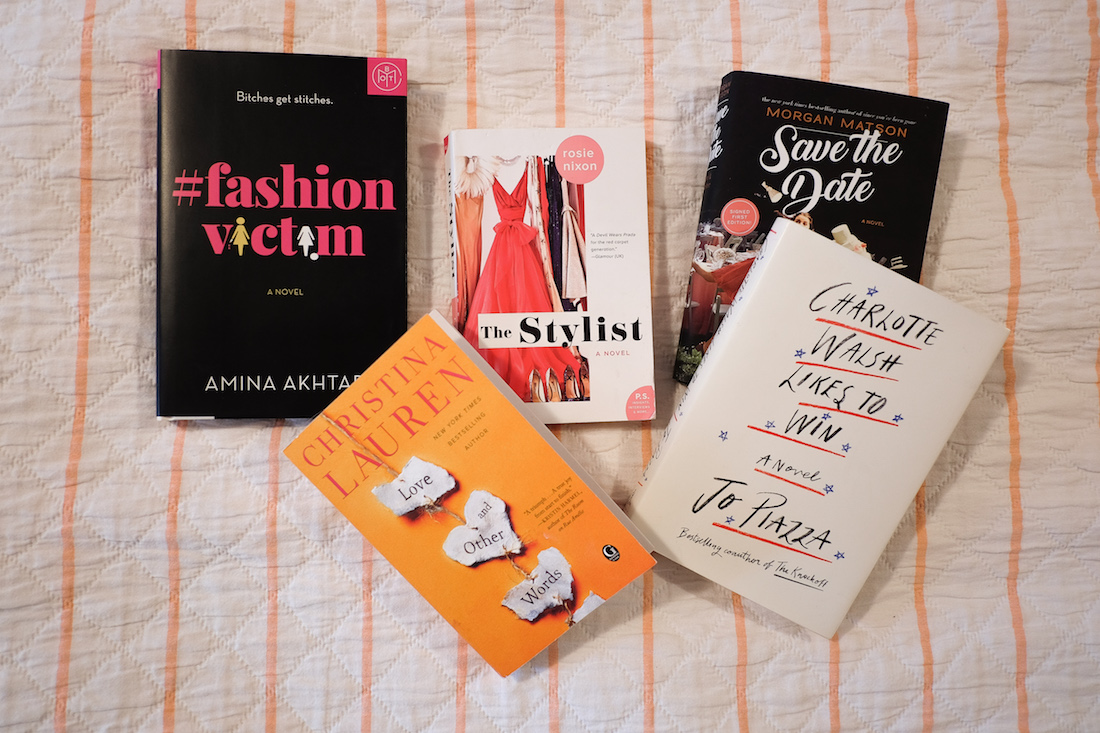 October 2018 Reading List by Grace Atwood