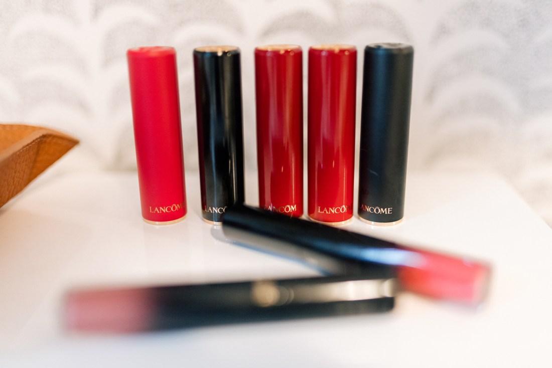Lancôme's L'Absolu Rouge Collection
