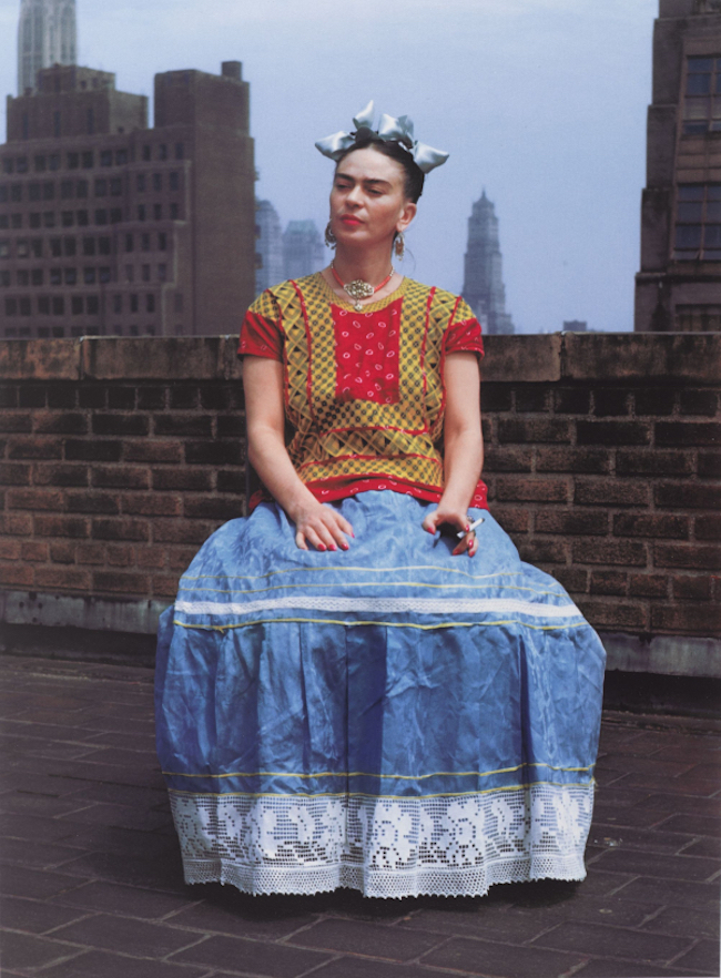 Frida Kahlo at The Brooklyn Museum