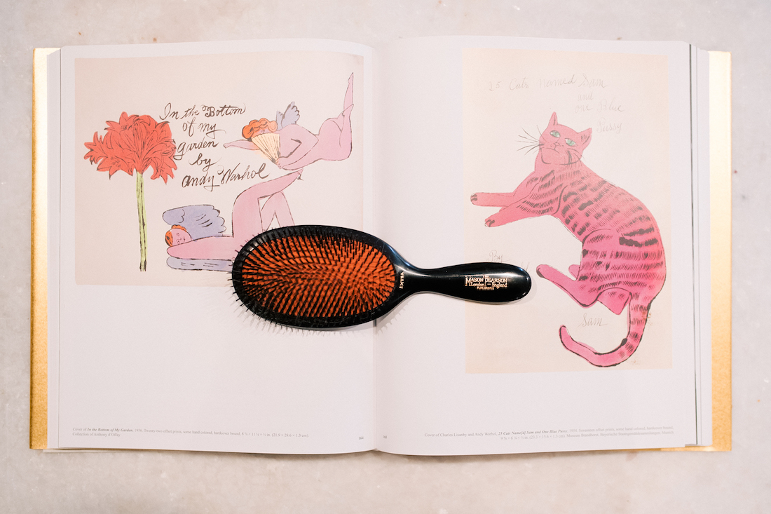 Mason Pearson Hairbrush Review
