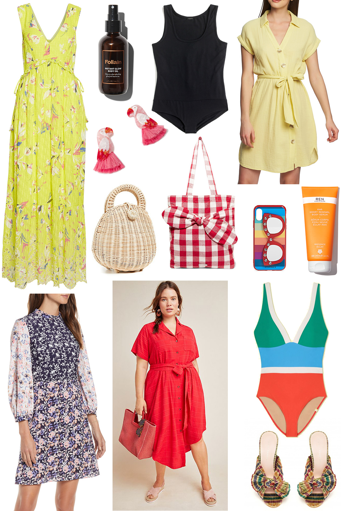 Bright Spring Cravings by The Stripe