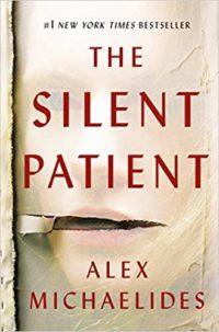The Silent Patient, by Alex Michaelides