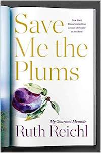 save me plums, reading list