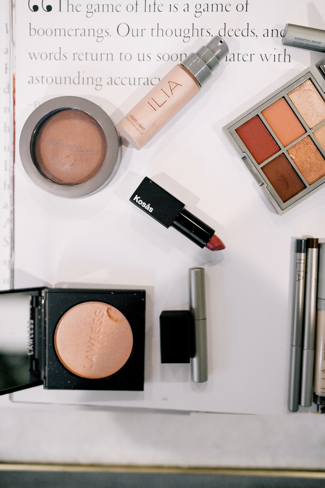 A {Mostly} Clean Makeup Routine!
