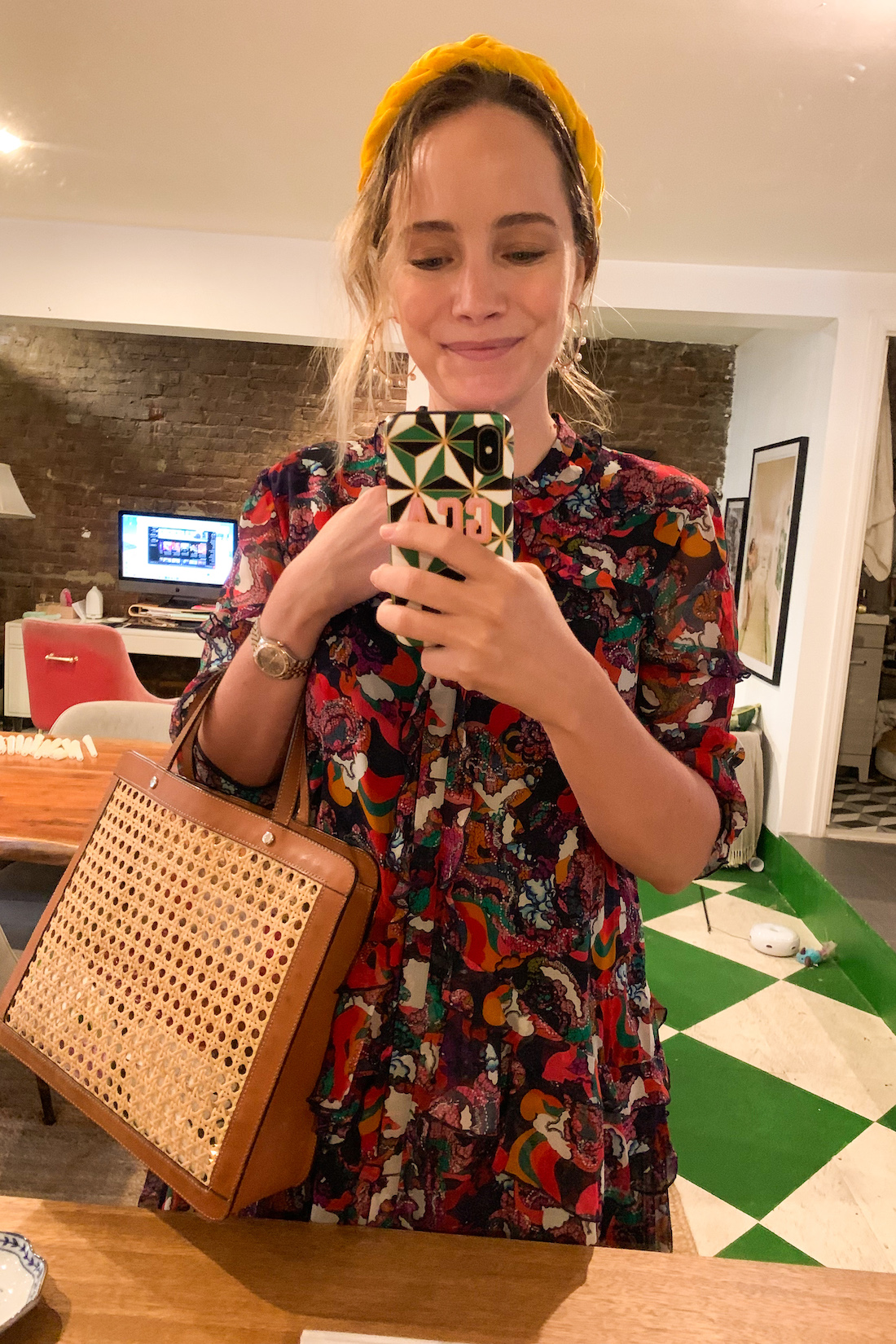 what grace atwood of the stripe wore