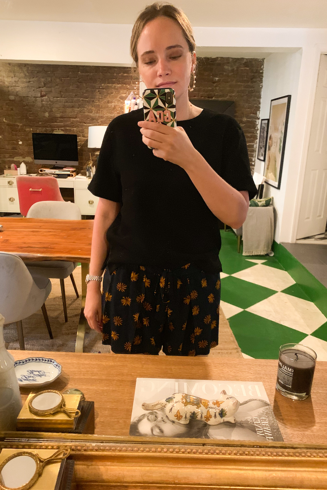 What I Actually Wore: 9.14 - 9.20 housewarming party outfit