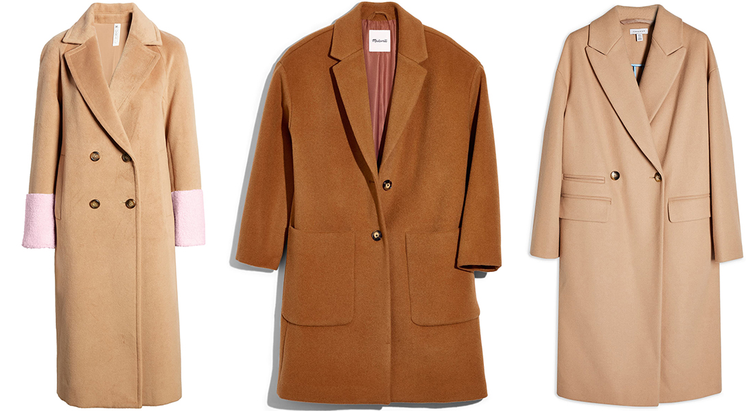 camel coat options - My Favorite Coats for Fall
