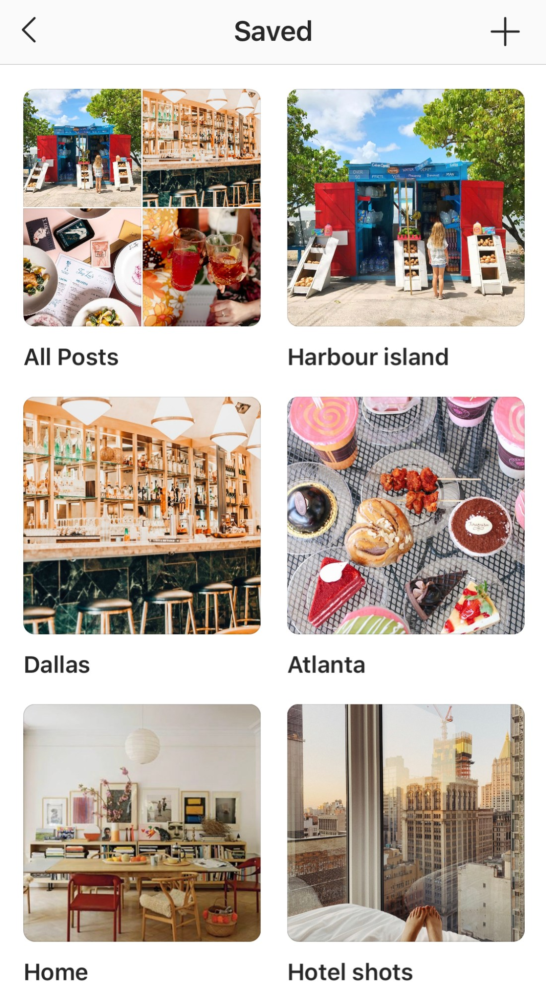 How To Use Instagram for Travel Ideas