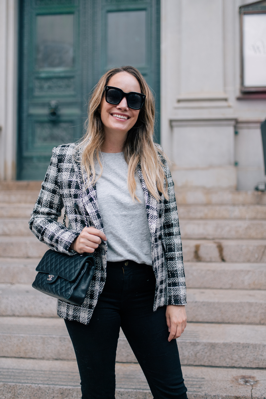 chic fall look