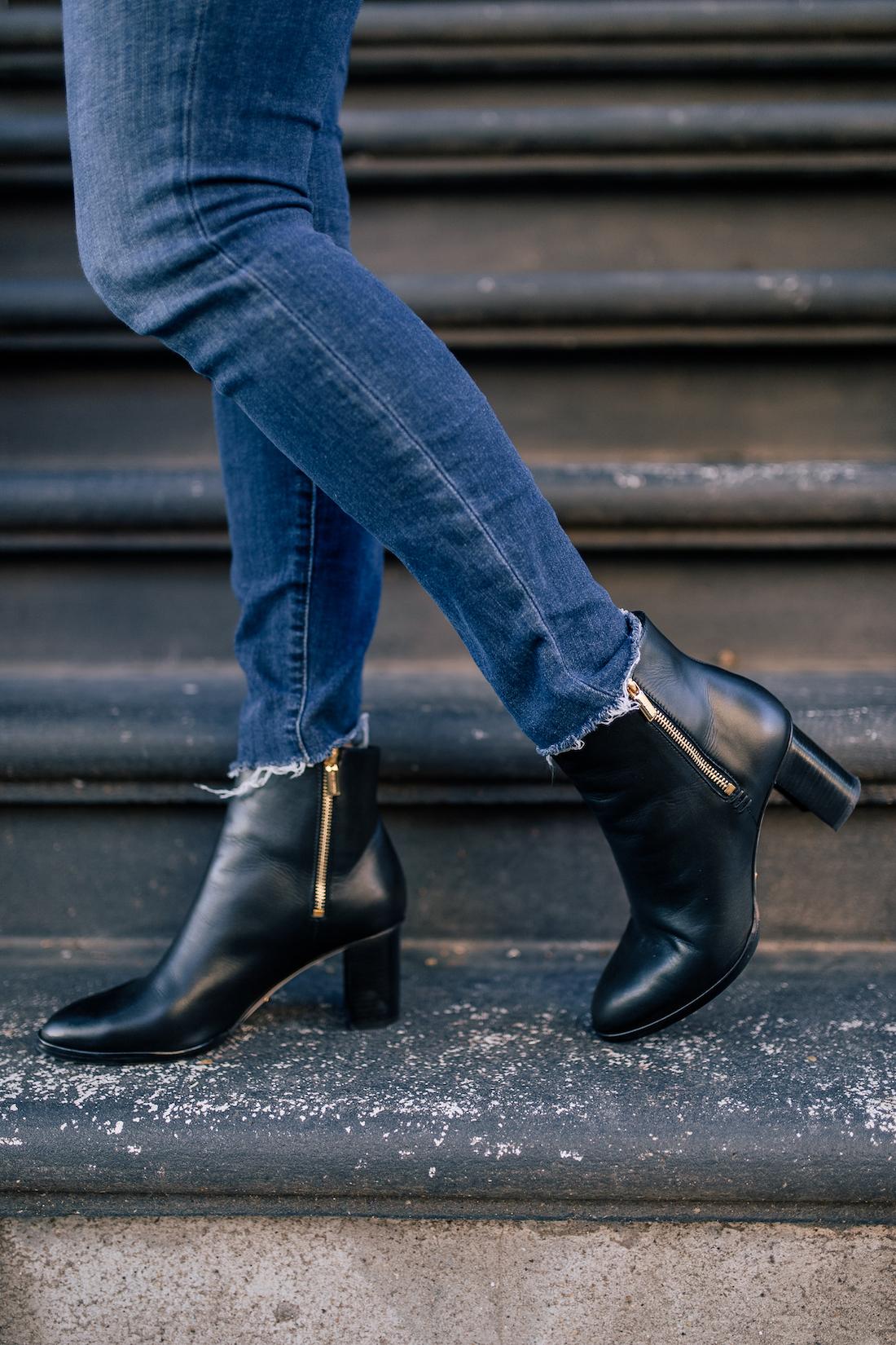 Sarah Flint boots