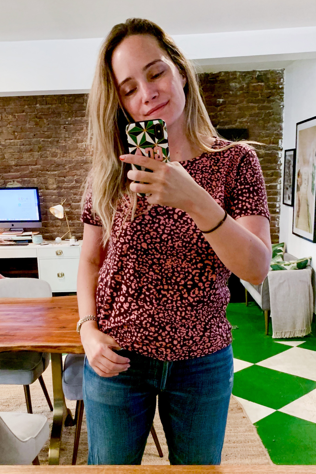 casual work from home - What I Actually Wore: 10.12 - 10.18