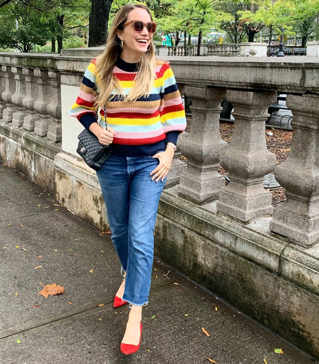 What I Actually Wore: 10.5 – 10.11.