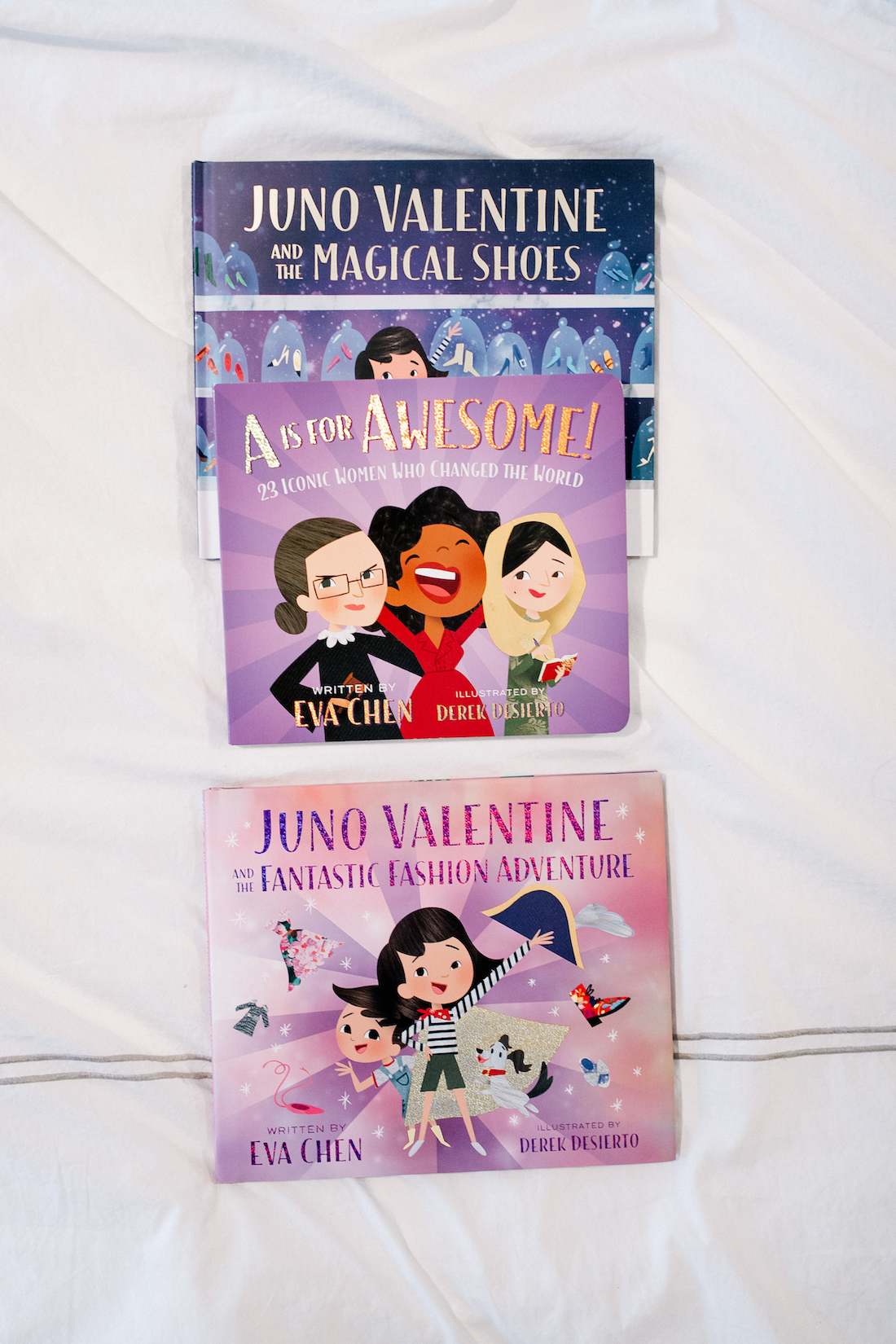 Eva Chen's children's books!