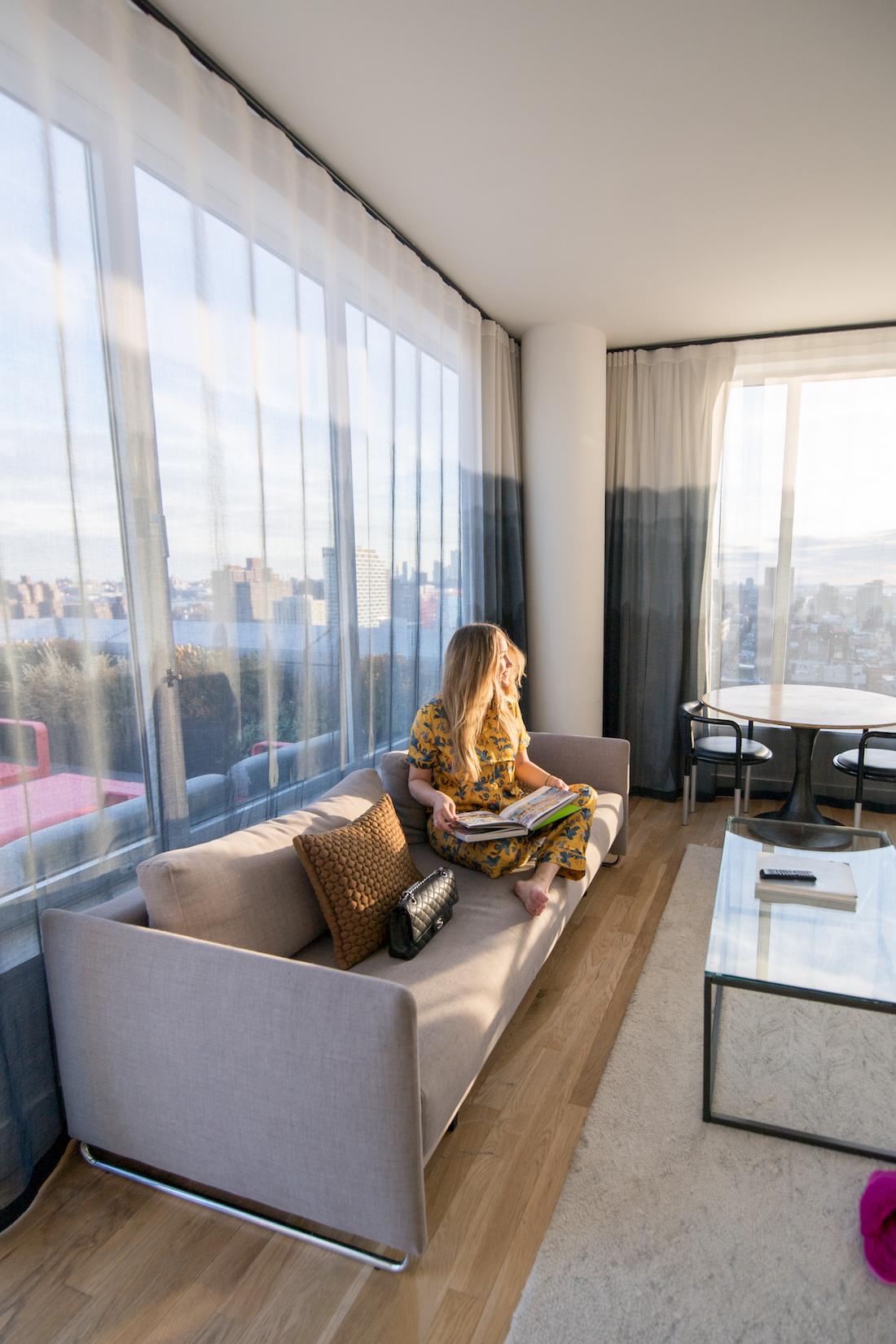 staycation at hotel indigo
