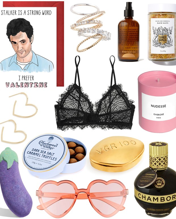 Non-Lame Valentine's Day Gifts