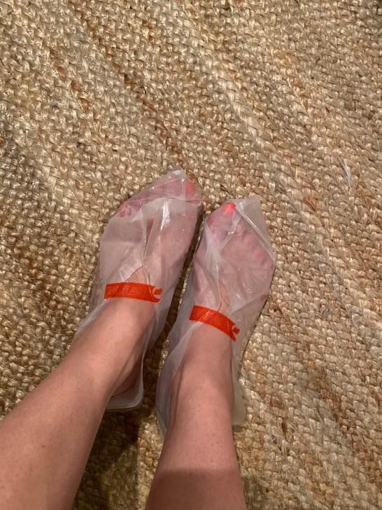 The Baby Foot Peel