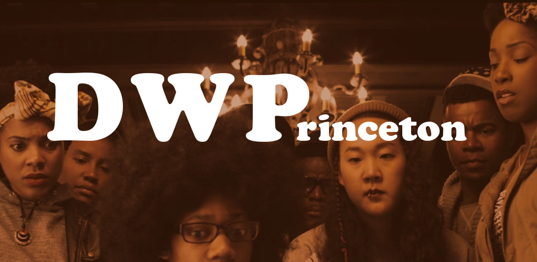 PRINCETON REACTIONS TO 'DEAR WHITE PEOPLE'