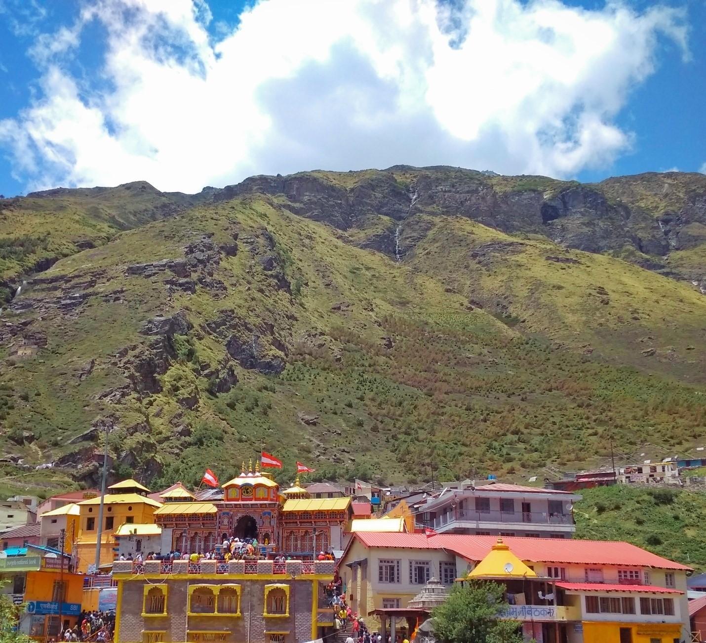 Chota Char Dham – A Sudden Spiritual Roller Coaster