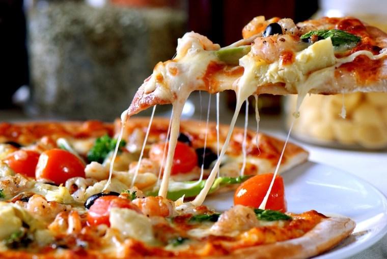 The Origin Of Pizza