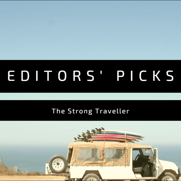 The Strong Traveller's Top 10 Posts of May 2020