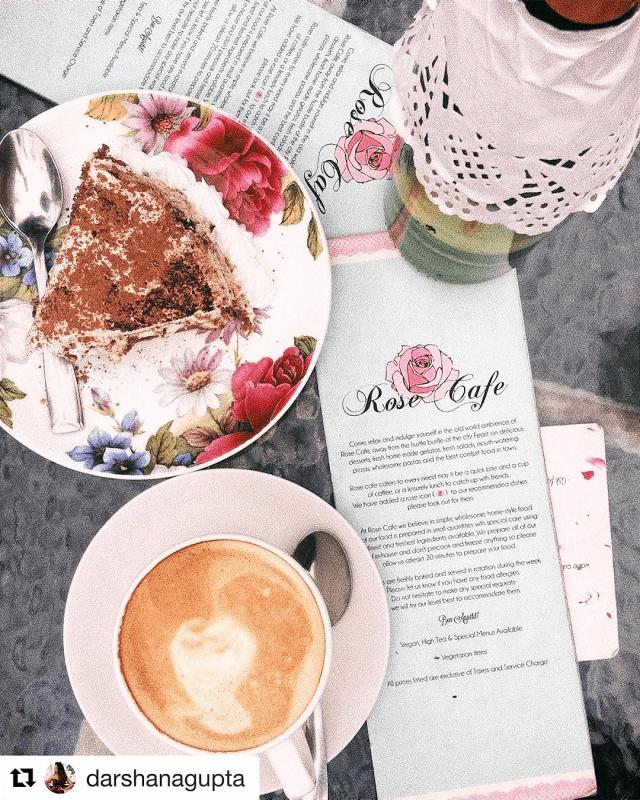 Rose Café , Delhi