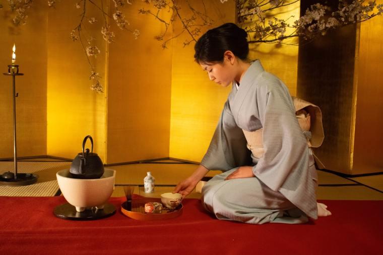 Traditional Tea Ceremonies