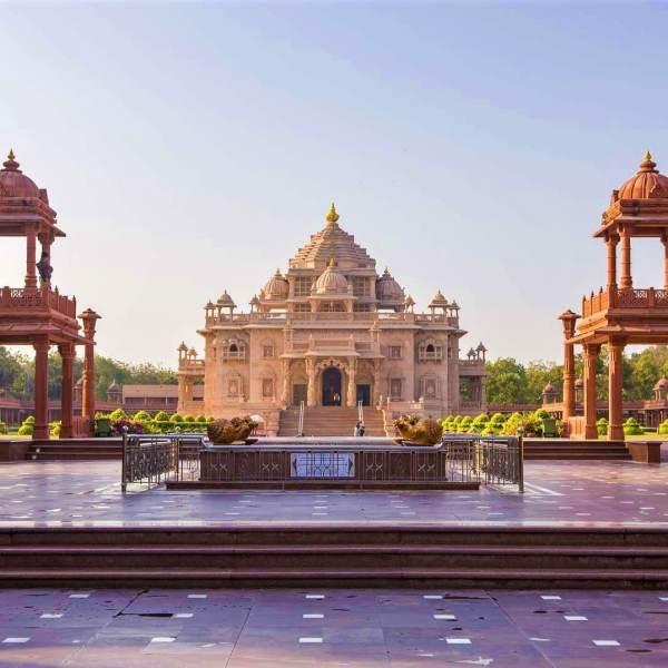 Swaminarayan Akshardham Temple, Gandhinagar, Gujarat