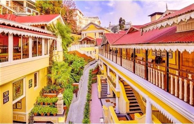 Mayfair Resort, Darjeeling