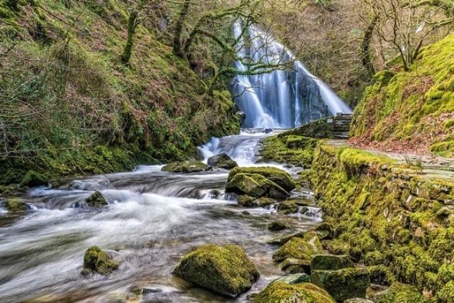 Waterfalls of Snowdonia