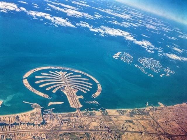 Dubai World Islands