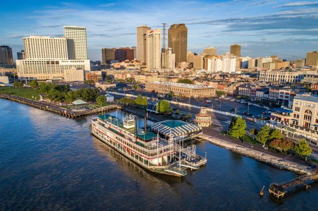 New Orleans is sinking due to climate change
