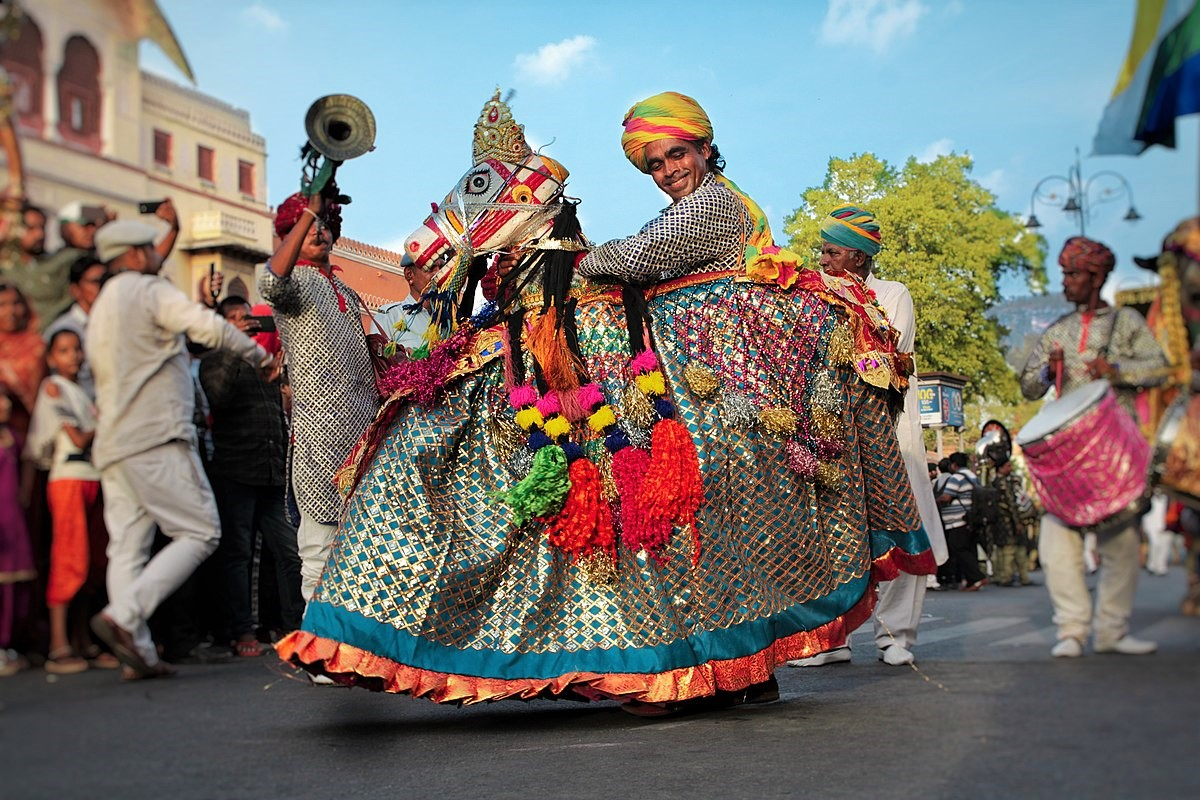 15 Famous Traditional Folk Dances Of Rajasthan, India